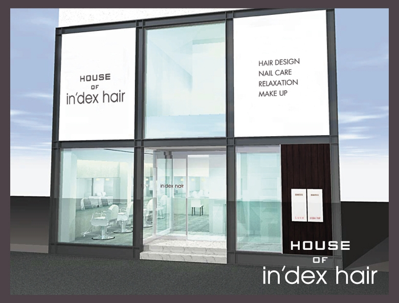 HOUSE OF in'dex hair 富岡店